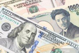 Dolar AS jatuh, yen naik karena investor hindari risiko