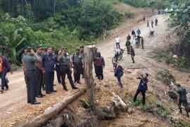 Pangdam XII: TNI siap dukung percepatan pembangunan daerah terpencil
