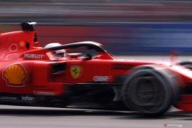 Ferrari berharap suhu dingin Austin bantu tim berjaya
