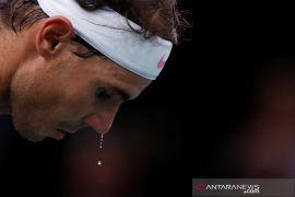 Nadal cari kemenangan perdana di ATP Finals