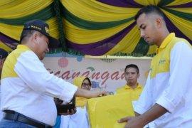 Pegawai Dinkes Gorontalo kumpul donasi untuk BPJS Kesehatan