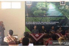 DPMPD Dampingi Kunjungan Lapangan Juara Lomdeskel Regional III