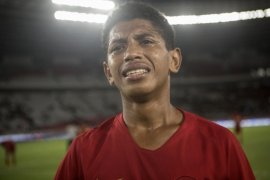 Pemain Timnas U - 16, Alfin Farhan Lestaluhu wafat karena 'encephalitis'