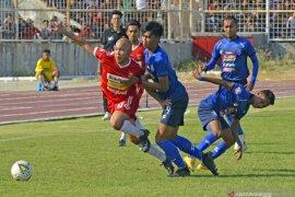 Hasil Liga 1: Arema terjungkal di markas tim papan bawah Perseru-Badak Lampung