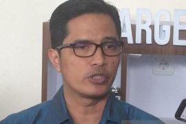 KPK tahan tersangka kasus korupsi proyek jalan di Kabupaten Bengkalis