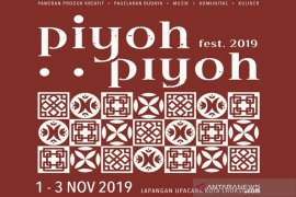 Pameran piyoh-piyoh promosikan produk ekonomi kreatif Aceh Utara