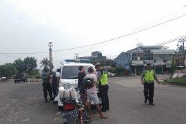 783 pengendara Kabupaten Batanghari terjaring Operasi Zebra