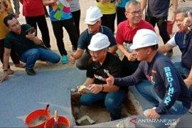 Molen letakkan batu pertama pembangunan Tribun ATM