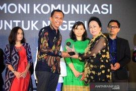 Pemkot Tangerang boyong dua penghargaan di jambore PR Indonesia