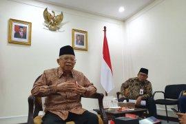 Masalah larangan bercadar,  Ma'ruf Amin: itu untuk penegakan disiplin