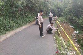 Rejang Lebong minta bantuan pusat untuk perbaiki jalan longsor