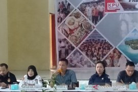KPU Gunungsitoli evaluasi pencalonan anggota DPRD