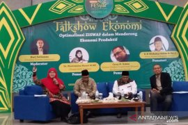 "Bank Indonesia dorong optimalisasi ""ziswaf"" untuk ekonomi produktif"