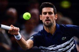 Djokovic atasi Berrettini  pada laga perdana ATP Finals 2019