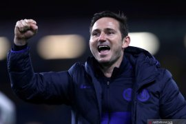 Frank Lampard senang Batshuayi, Giroud dan Abraham bersaing sehat