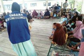 Ratusan korban banjir Aceh Barat masih mengungsi