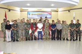 Penutupan PDSS Pacific partnership 2020 dilaksanakan di Tapteng