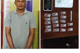 Polisi Langkat ciduk pengedar sabu-sabu di Stabat