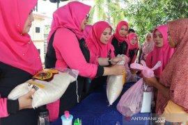 Peringati HKGB di Aceh Utara dimeriahkan senam zumba dan bazar murah