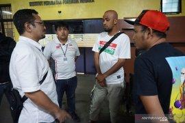 Jenazah Afridza di Hospital Kuala Lumpur