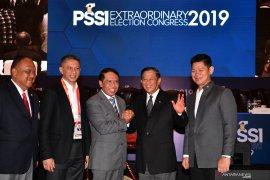 Cucu Somantri dan Iwan Budianto terpilih jadi wakil ketua umum PSSI 2019-2023