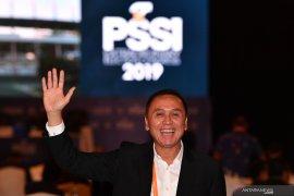 Ketum PSSI baru terpilih, FIFA optimistis sepakbola Indonesia akan bangkit