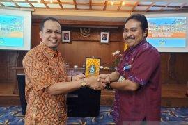 Pemkot Denpasar terima tim Pemkab Lombok Tengah pelajari pariwisata