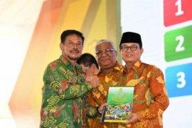 Mentan Limpo-Gubernur Jambi teken MoU pengembangan pertanian keluarga