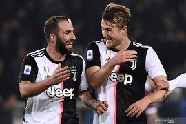 Gol semata wayang De Ligt bawa Juventus menangi Derby Della Mole