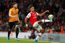 Hasil Liga Inggris, Arsenal imbang lawan Wolves di kandang