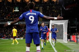 Hasil Liga Inggris: Chelsea ke posisi tiga