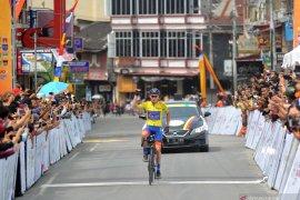 Jesse Ewart fokus kenakan yellow jersey pada etape III TdS 2019