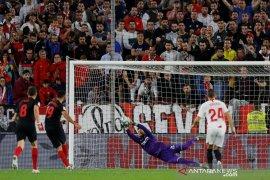 Liga Spanyol, Diego Costa gagal antarkan Atletico Madrid ke puncak klasemen
