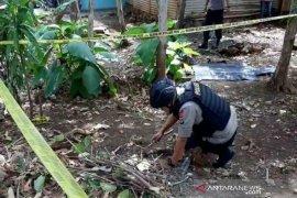 Brimob  DIY jinakan granat aktif di Paliyan