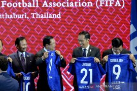 """""""Jersey"""" 21 untuk Jokowi dan Indonesia"""
