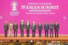 Presiden Jokowi sampaikan kepercayaan strategis kunci stabilitas kawasan