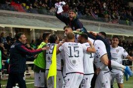 Cagliari rebut tiga poin penuh di markas Atalanta