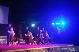 """FSBJ 2019, wayang """"ental"""" 3-dimensi padukan gaya Jepang-Bali"""