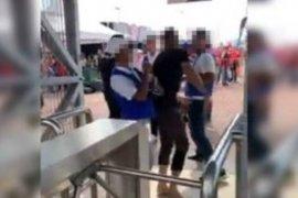 Karena kasus pemukulan di Sepang Malaysia WNI ditahan