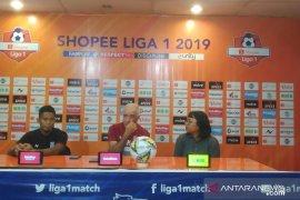 Borneo FC - Perseru  Badak Lampung imbang 1-1