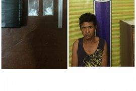 Sempat buang barang bukti narkotika, Abdul Aziz ditangkap Satresnarkoba Polres Langkat