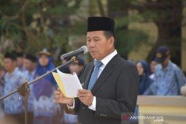 Bupati Bangka Tengah, Ibnu Saleh dorong warga konsumsi pangan seimbang