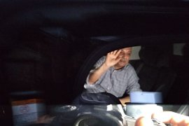 Sofyan Basir telah keluar dari Rutan KPK
