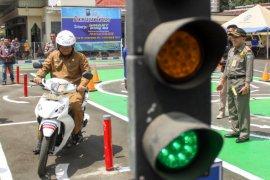 """Bupati Sidoarjo jajal layanan """"Smart Driving Test"""""""