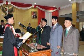 Fadliansyah resmi Ketua DPRD Banjarbaru