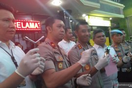 Polisi lumpuhkan satu pencuri motor di Jakarta Barat