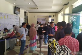 Iuran BPJS Kesehatan naik, banyak warga Medan turun kelas