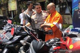 Polres Malang Kota ungkap modus baru pencurian kendaraan bermotor