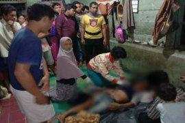 Colt Diesel kontra Honda Revo di Tapteng, satu pelajar tewas satu luka berat