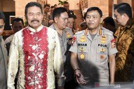 Jaksa Agung sambangi gedung KPK